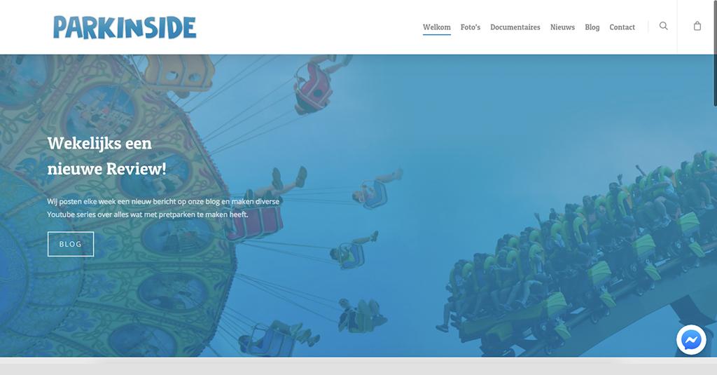 Website Parkinside