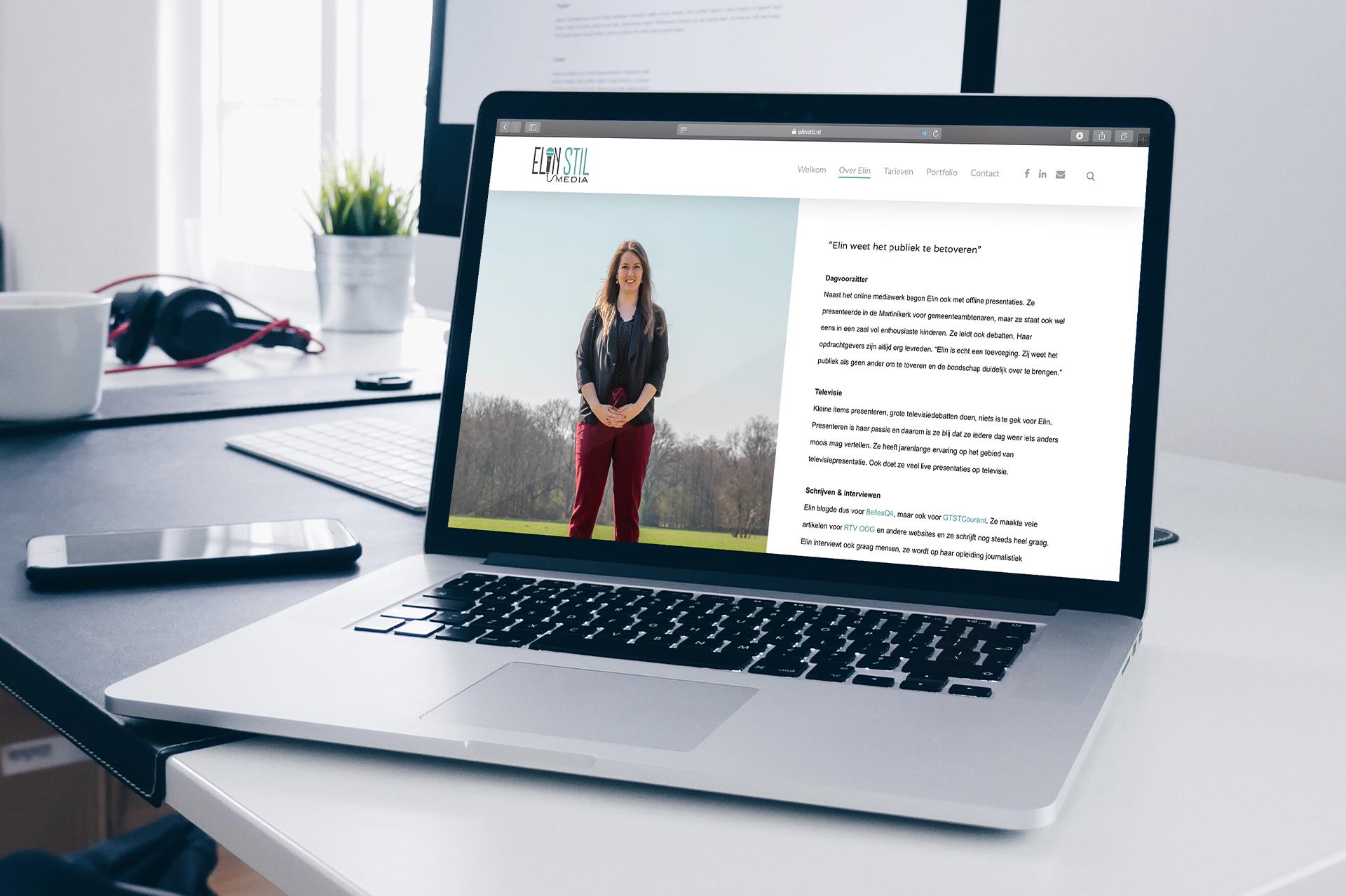 Website Elin Stil Media