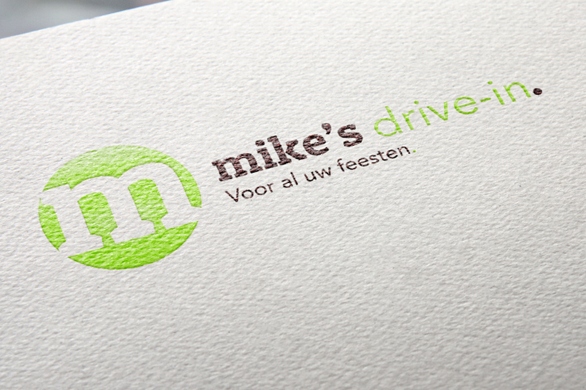 Logo Mike's Drive-in