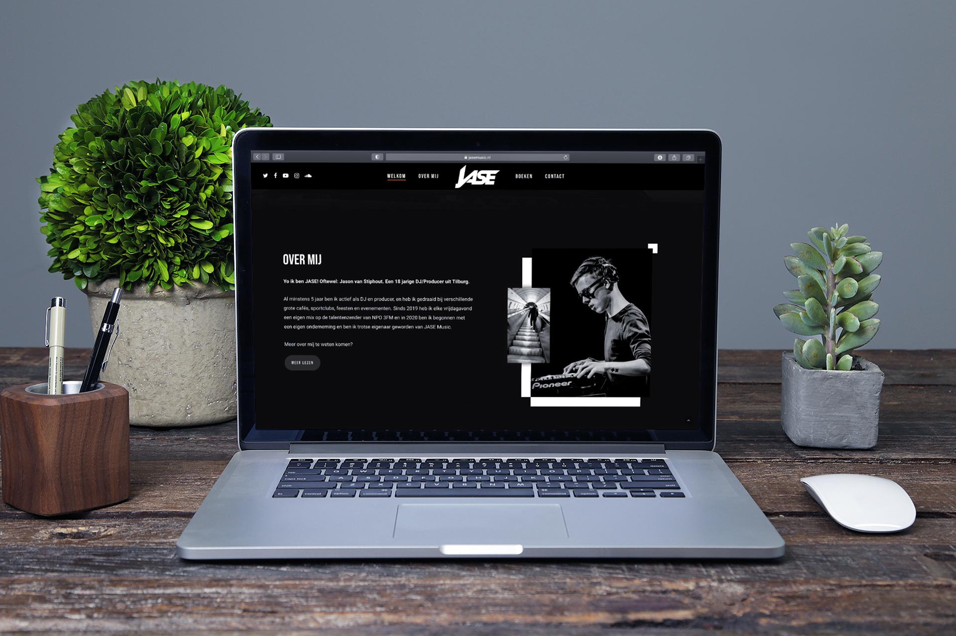 Website Jase music